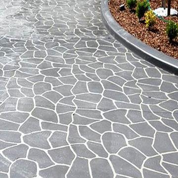 Stencil-Concrete